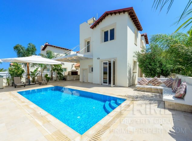 Cyprus property, Villa for holiday rent ID:5442