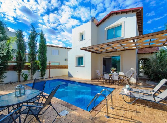 Cyprus property, Villa for holiday rent ID:5443