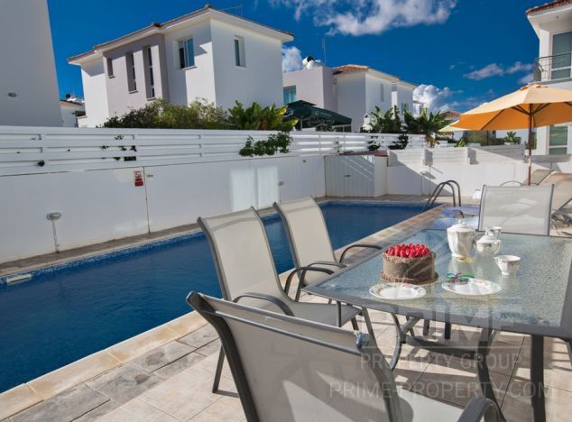 Cyprus property, Villa for holiday rent ID:5454