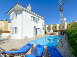 Cyprus property, Villa for holiday rent ID:5455