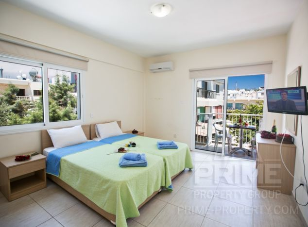 Cyprus property, Studio for holiday rent ID:5482