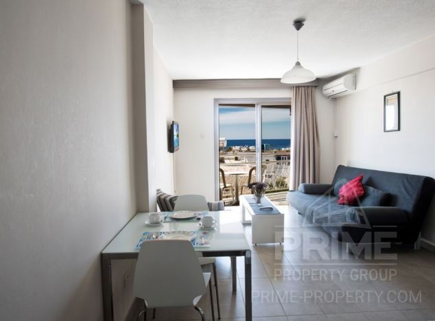 Cyprus property, Apartment for holiday rent ID:5495