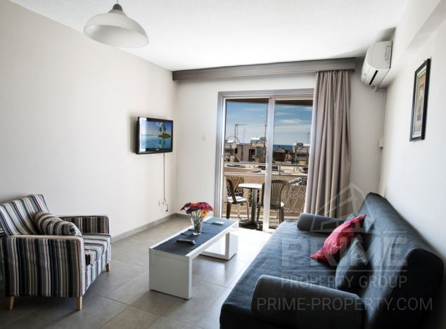 Cyprus property, Apartment for holiday rent ID:5497