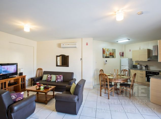 Cyprus property, Apartment for holiday rent ID:5510