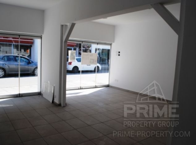 Cyprus property, Shop for rent ID:5555