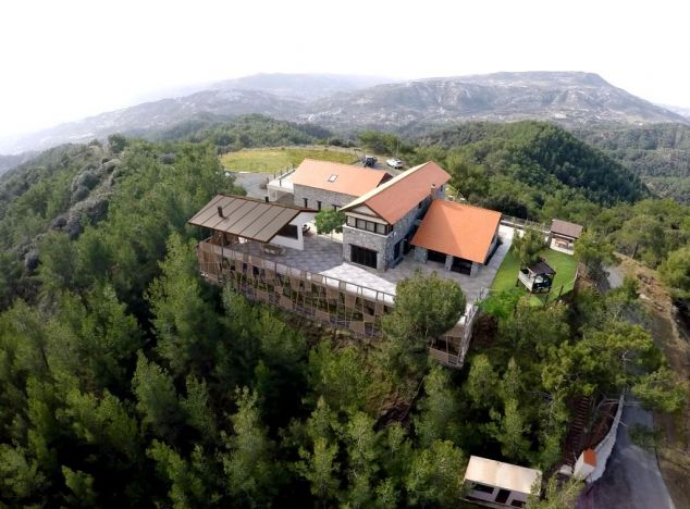 Villa 5562 on sell in Troodos