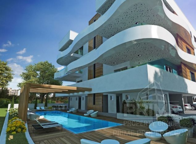 Cyprus property, Apartment for sale ID:5619
