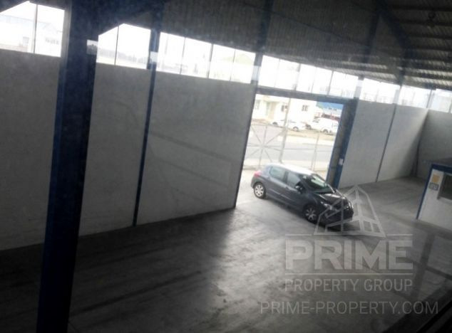 Cyprus property, Industrial estate for sale ID:5631