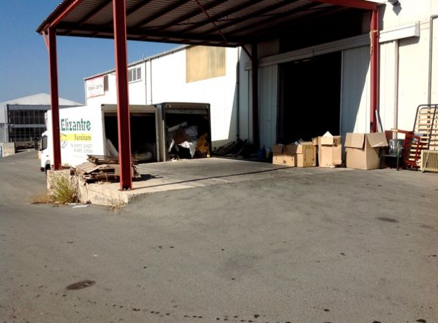 Industrial estate 5637 on sell in Limassol