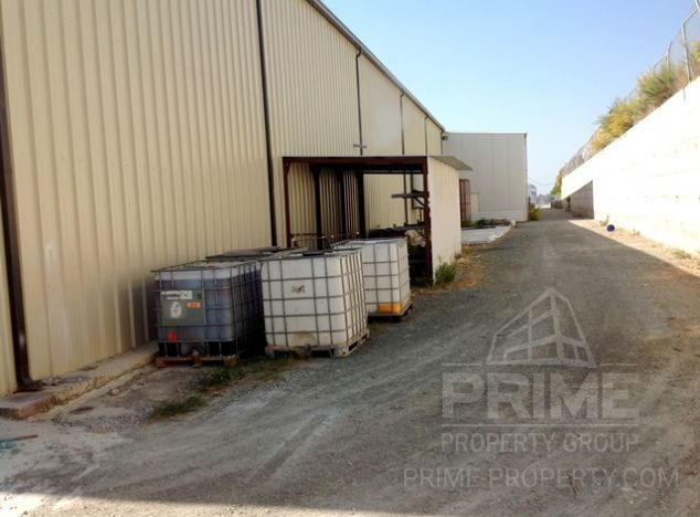 Cyprus property, Industrial estate for sale ID:5637