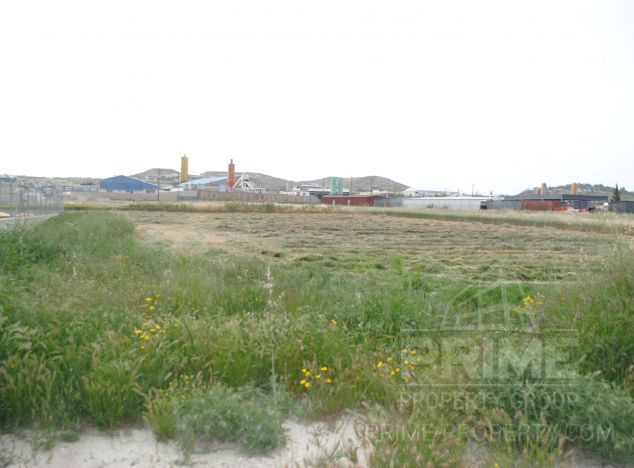 Cyprus property, Industrial estate for sale ID:5647