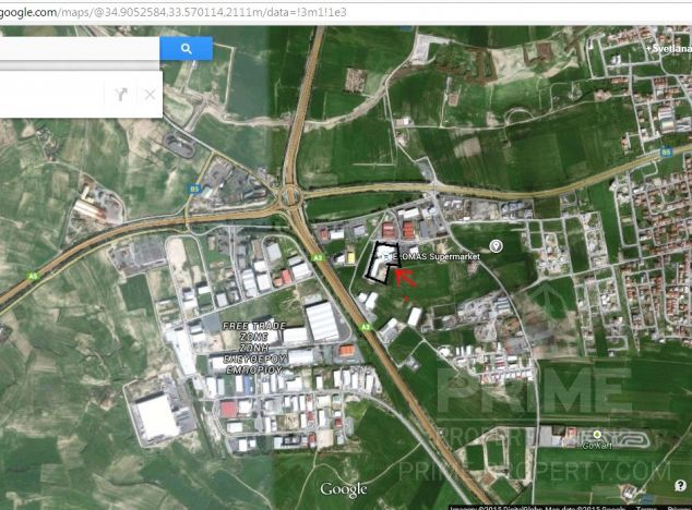 Cyprus property, Industrial estate for sale ID:5653