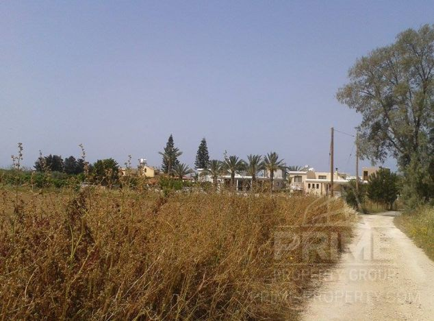 Cyprus property, Land for sale ID:5659