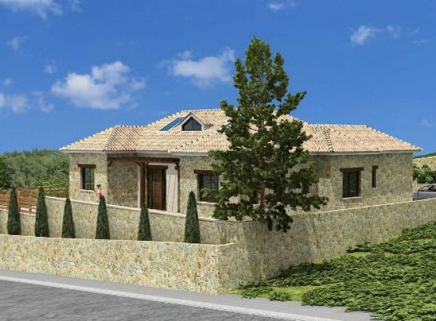 Buy Villa 5668 in Troodos
