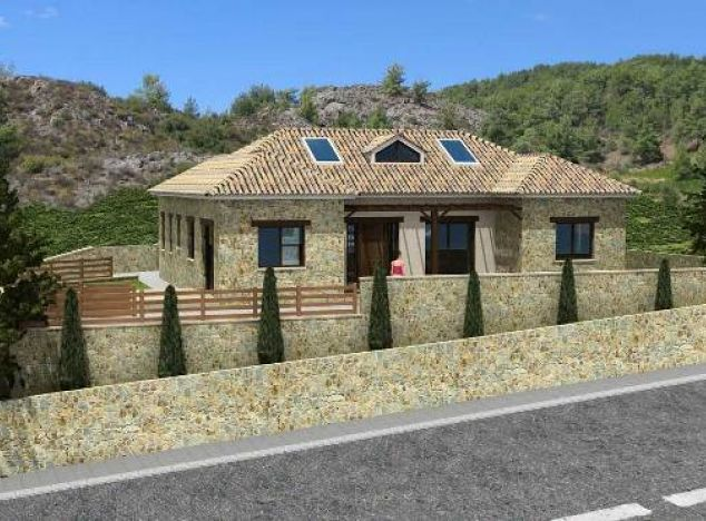 Villa 5668 on sell in Troodos