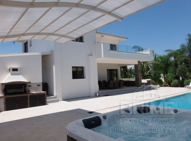 Cyprus property, Villa for holiday rent ID:5680