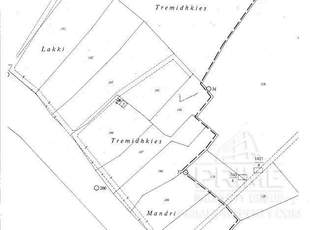 Cyprus property, Land for sale ID:5681