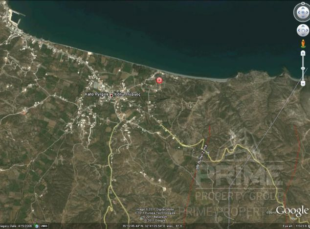 Cyprus property, Land for sale ID:5686