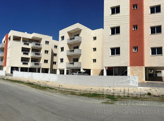 Cyprus property, Apartment for sale ID:5713