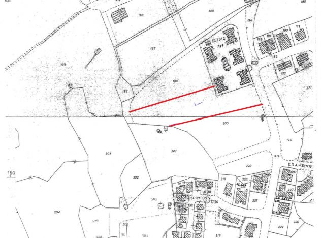 Land 5721 on sell in Paphos