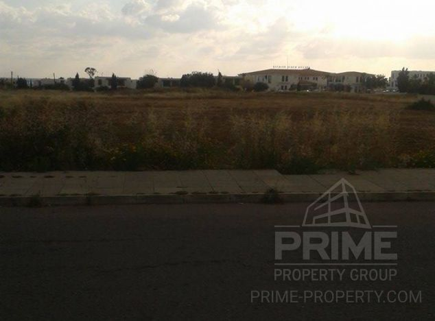 Cyprus property, Land for sale ID:5721