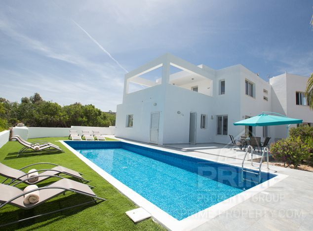 Cyprus property, Villa for holiday rent ID:5807