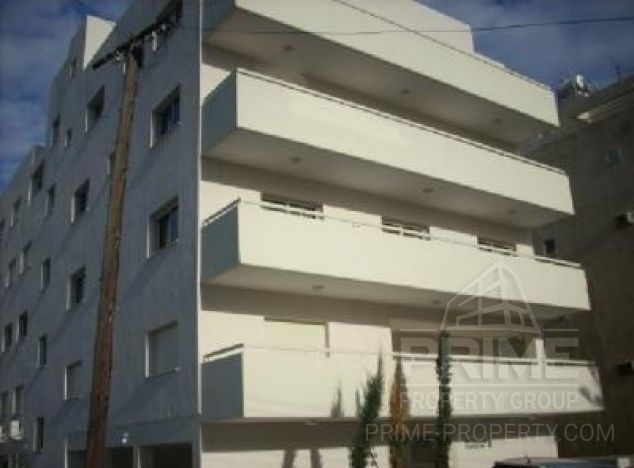 Cyprus property, Apartment for sale ID:583