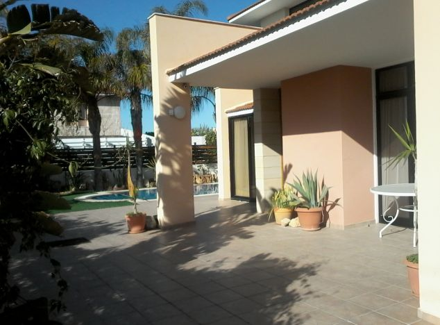 Villa 5882 on sell in Larnaca