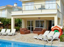 Cyprus property, Villa for holiday rent ID:5943