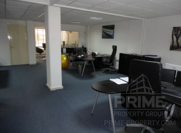 Cyprus property, Office for rent ID:6034