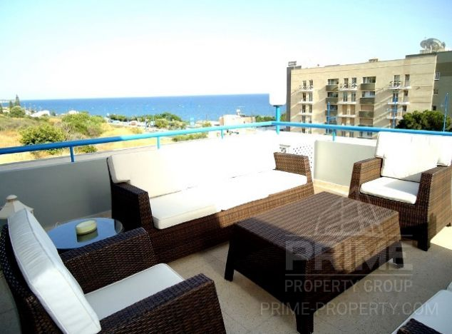 Cyprus property, Apartment for sale ID:6035