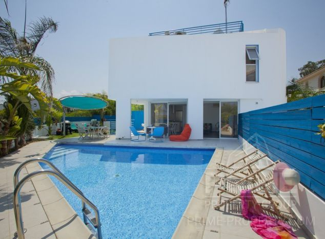 Cyprus property, Villa for holiday rent ID:6037