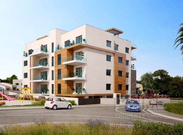Cyprus property, Apartment for sale ID:6066