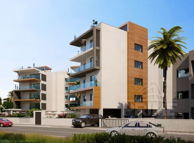 Cyprus property, Apartment for sale ID:6068