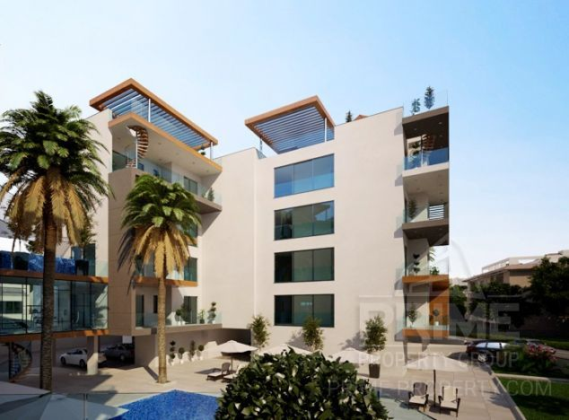 Cyprus property, Apartment for sale ID:6070