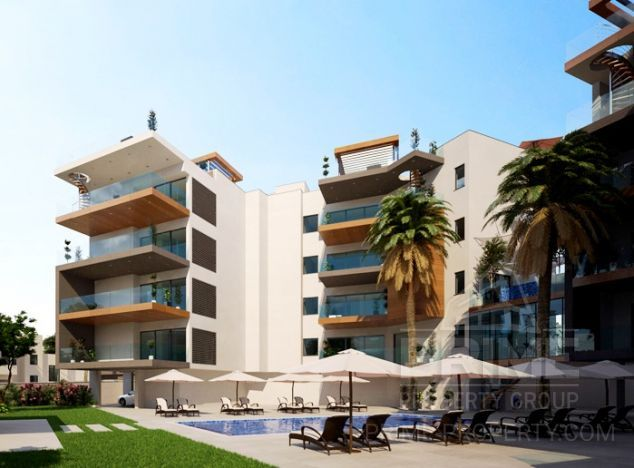 Cyprus property, Apartment for sale ID:6071