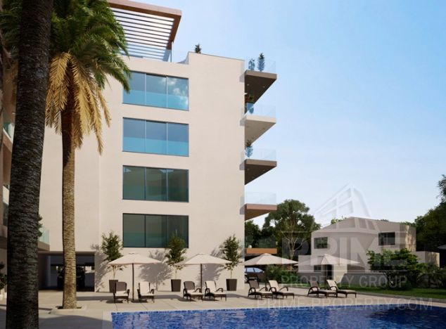 Cyprus property, Apartment for sale ID:6074