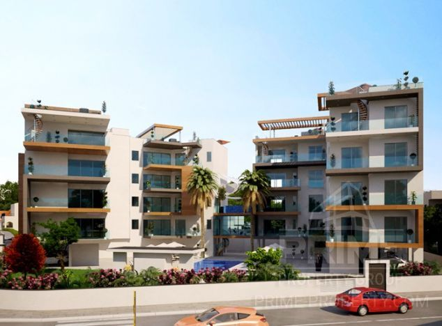 Cyprus property, Apartment for sale ID:6077