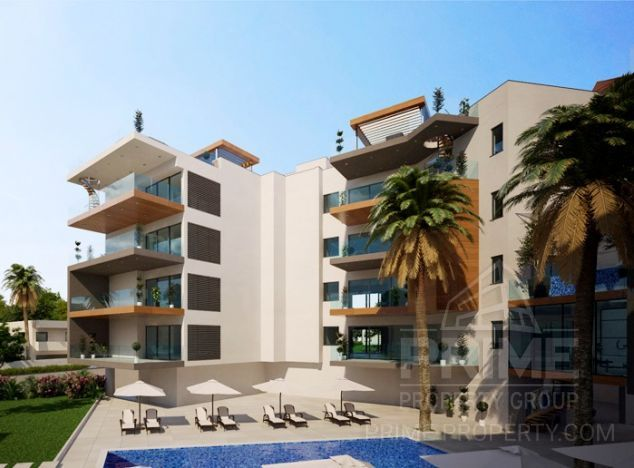 Cyprus property, Apartment for sale ID:6081
