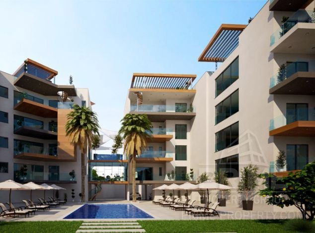 Cyprus property, Penthouse for sale ID:6087
