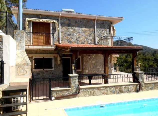 Villa 6115 in Troodos