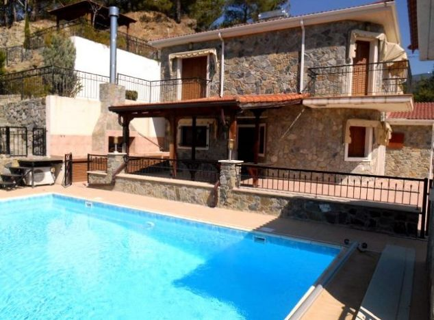 Villa 6115 on sell in Troodos