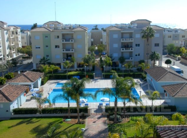 Cyprus property, Apartment for sale ID:6117