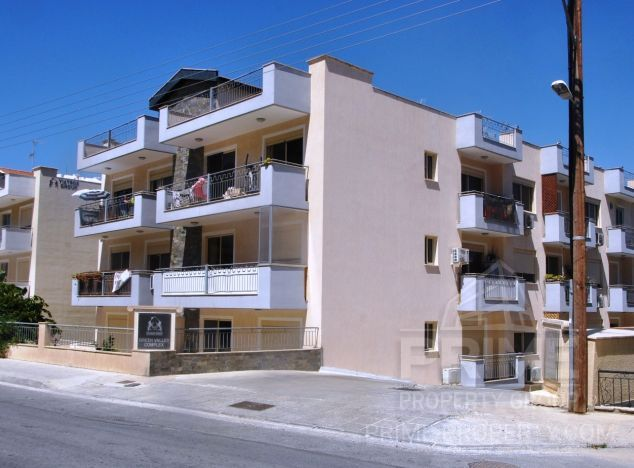 Cyprus property, Apartment for rent ID:6118