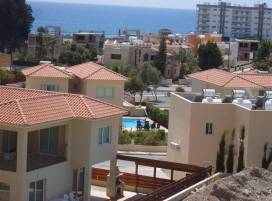 Cyprus property, Penthouse for sale ID:614