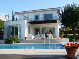 Property in Cyprus, Villa for holiday rent ID:6142