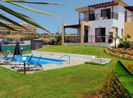 Cyprus property, Villa for holiday rent ID:6153