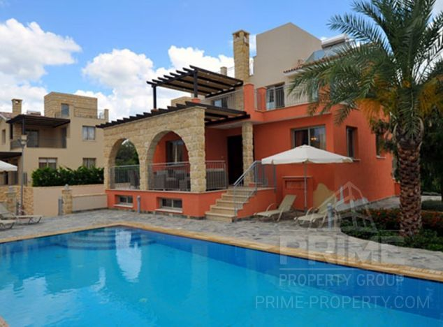 Cyprus property, Villa for holiday rent ID:6178