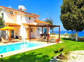 Cyprus property, Villa for holiday rent ID:6179