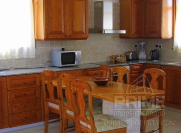 Cyprus property, Villa for holiday rent ID:6181